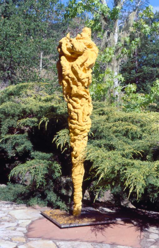 Yellow Sculpture