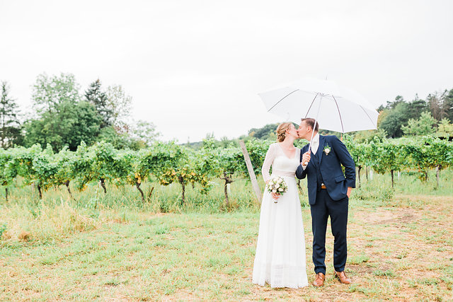 Hochzeit Weinberge