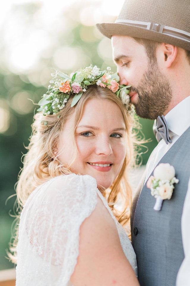 Hochzeitsfoto Boho