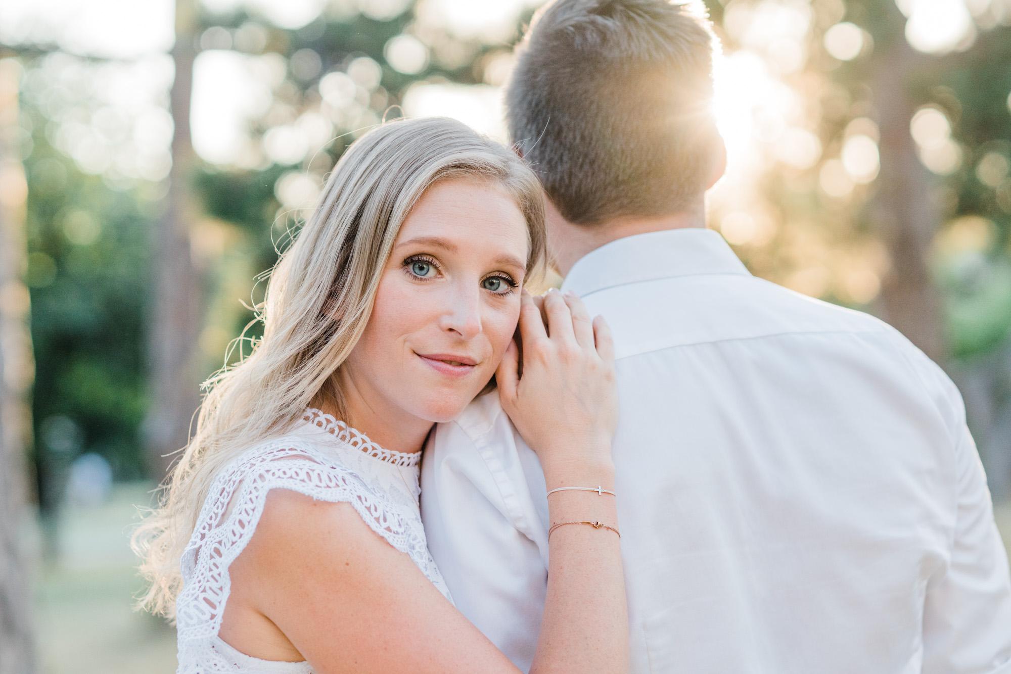 Paarfotos zur Verlobung