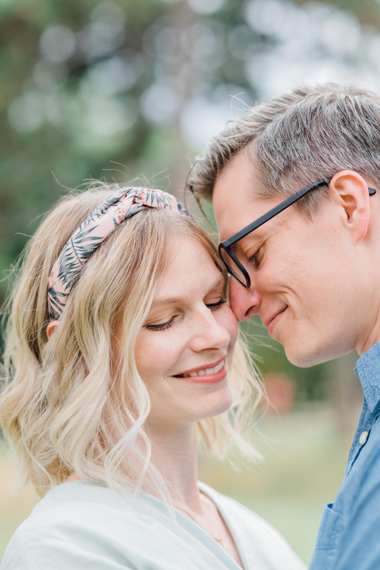Verlobte und Verlobter