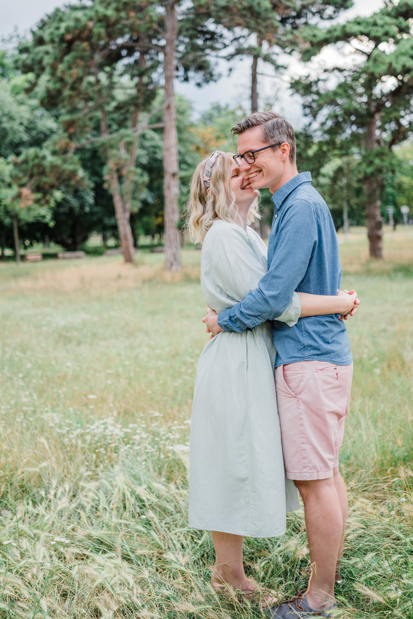 Braut und Bräutigam 2020