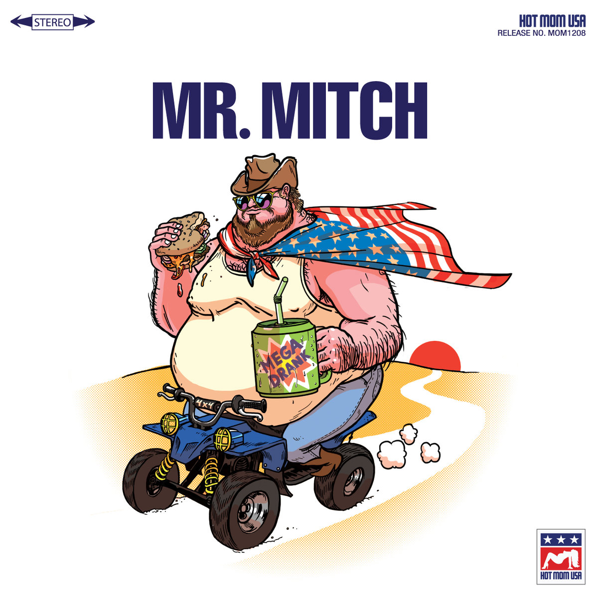 Mr. Mitch - On The Blob.jpg