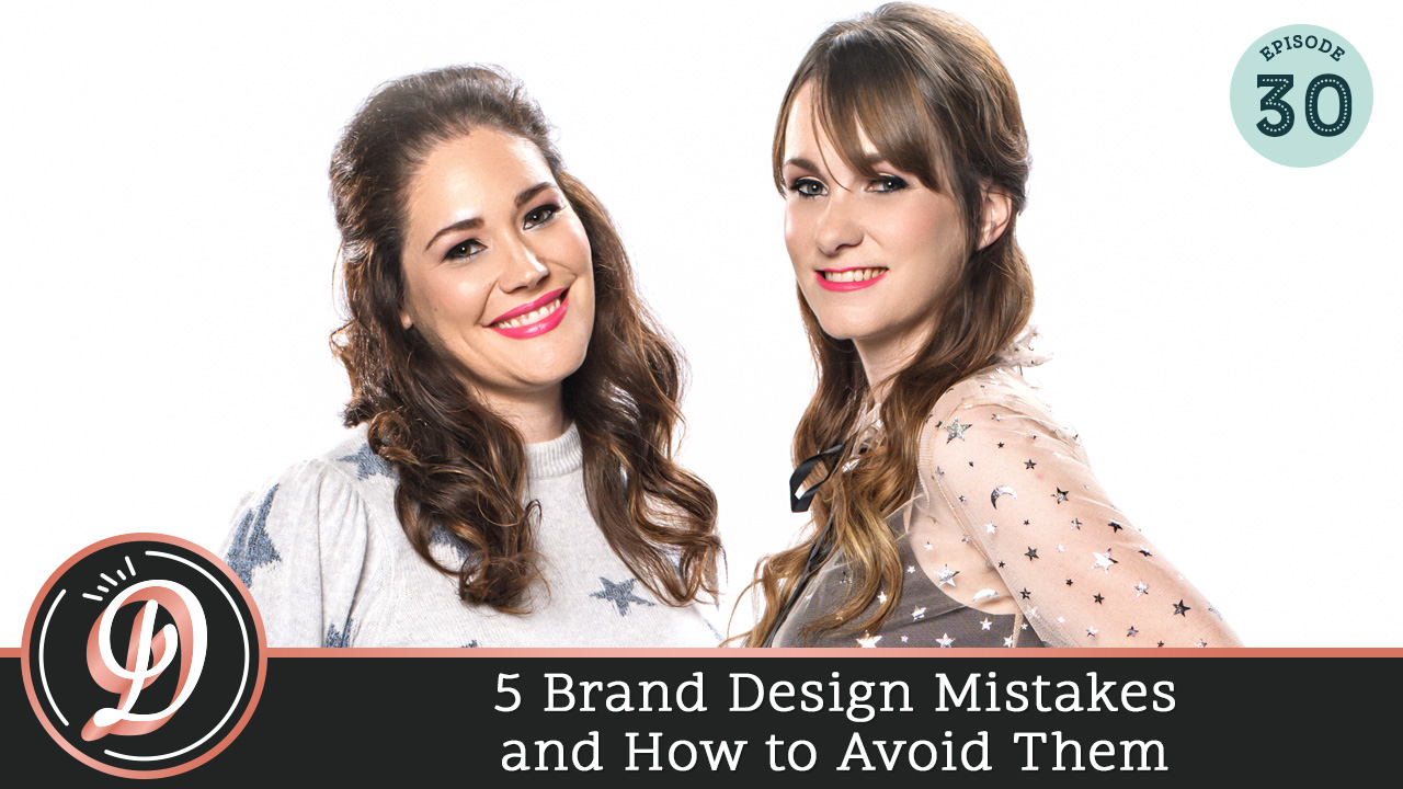 Designing an intentional brand logo can add to your brand story, especially when you start from a place of clarity in your audience, offerings, and brand purpose. So whether you're going to hire out for your logo or going to DIY your logo design, this episode of The Decorettes will help you make sure you have a logo that serves a purpose and adds to your overall brand experience.