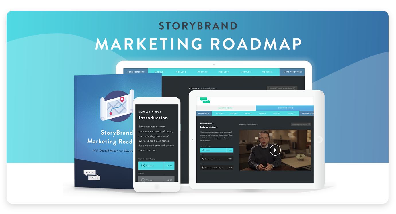 StoryBrand Online Marketing Roadmap | Stephanie Owens StoryBrand Certified Guide