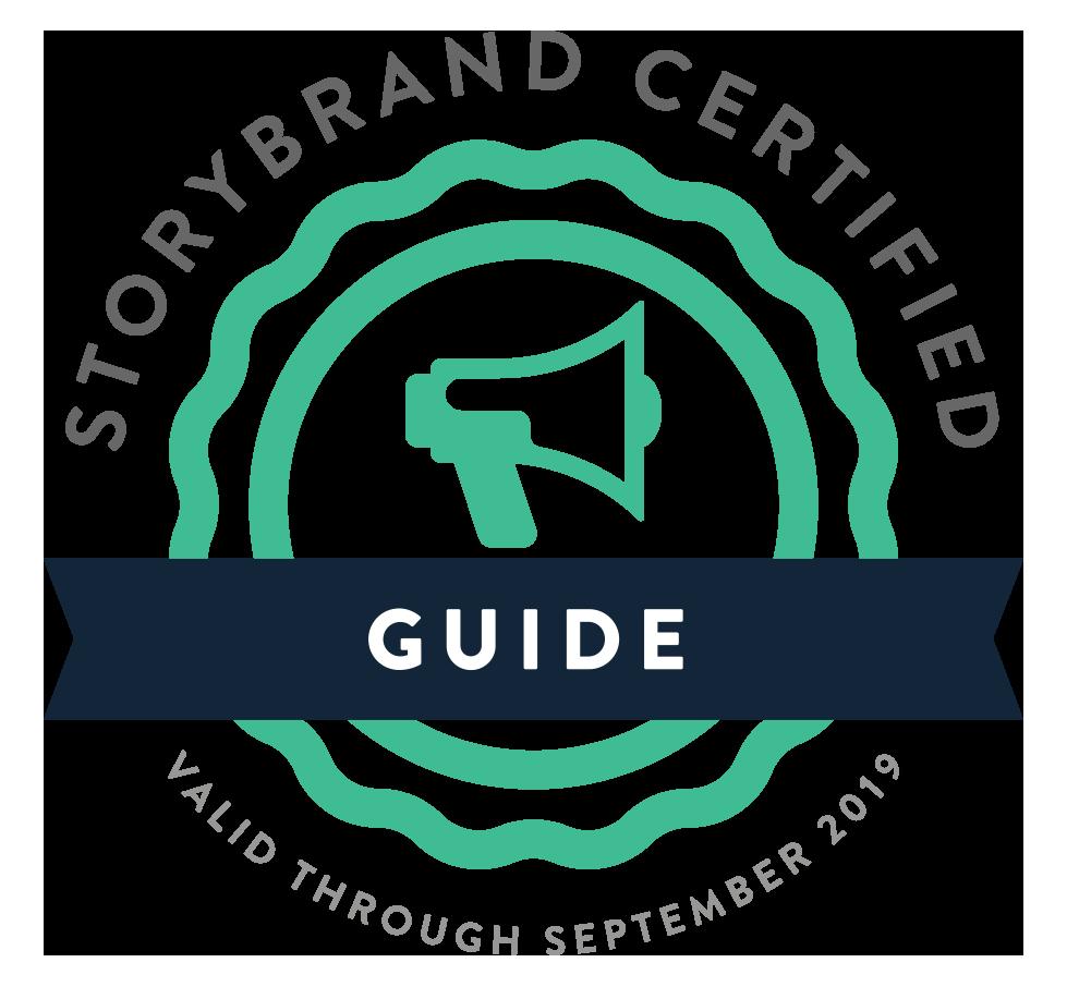 StoryBrand Marketing Certified Guide