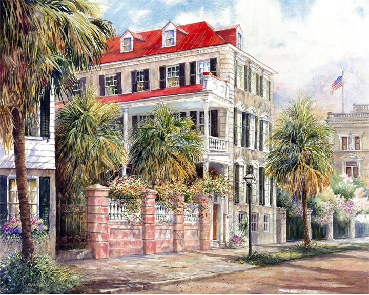 Meeting Street, Poyas-Mordecai House