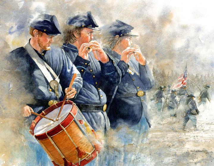 Civil War Hymn of Liberty
