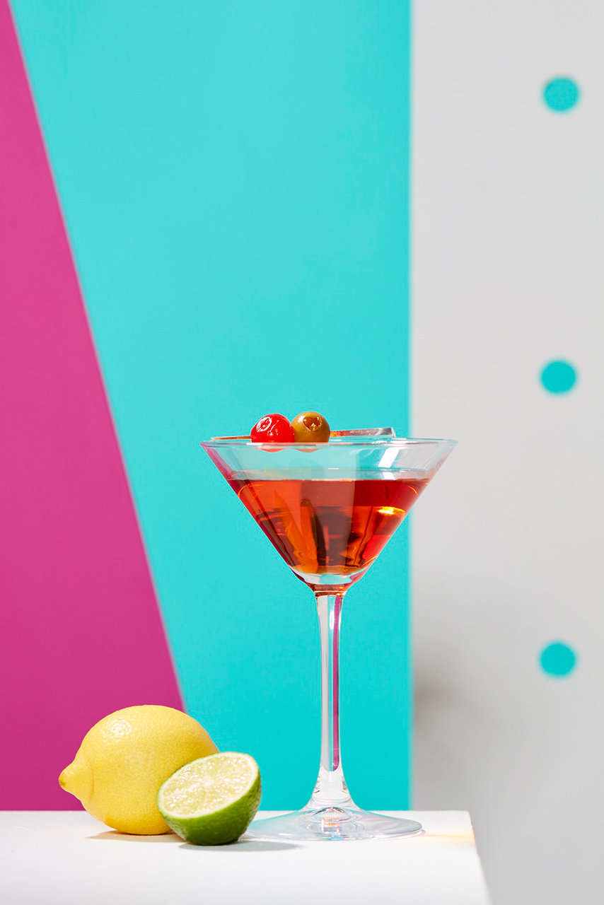 Dial a cocktail