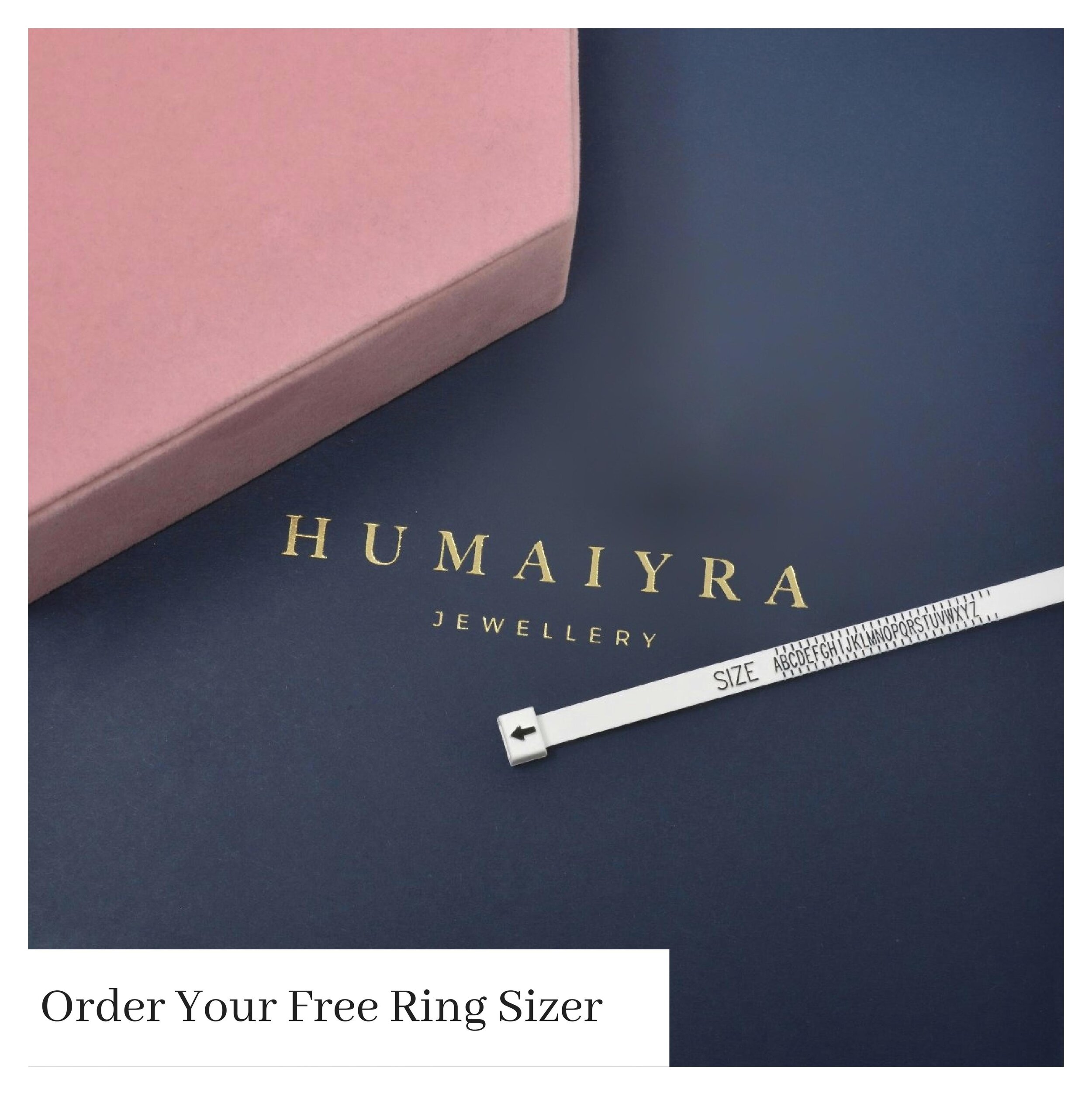 Order your free ring sizer