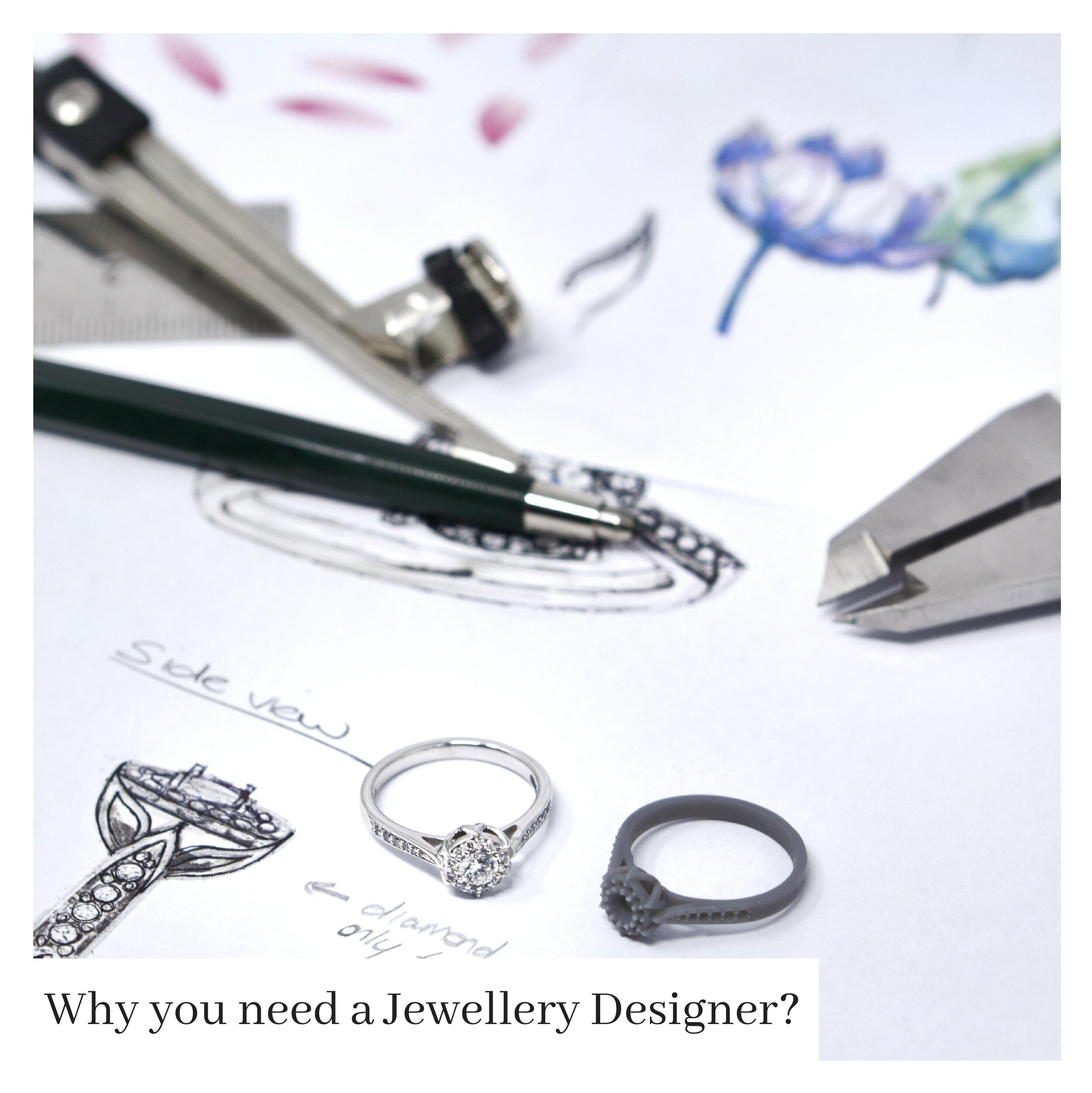 Why you need a jewellery designer?