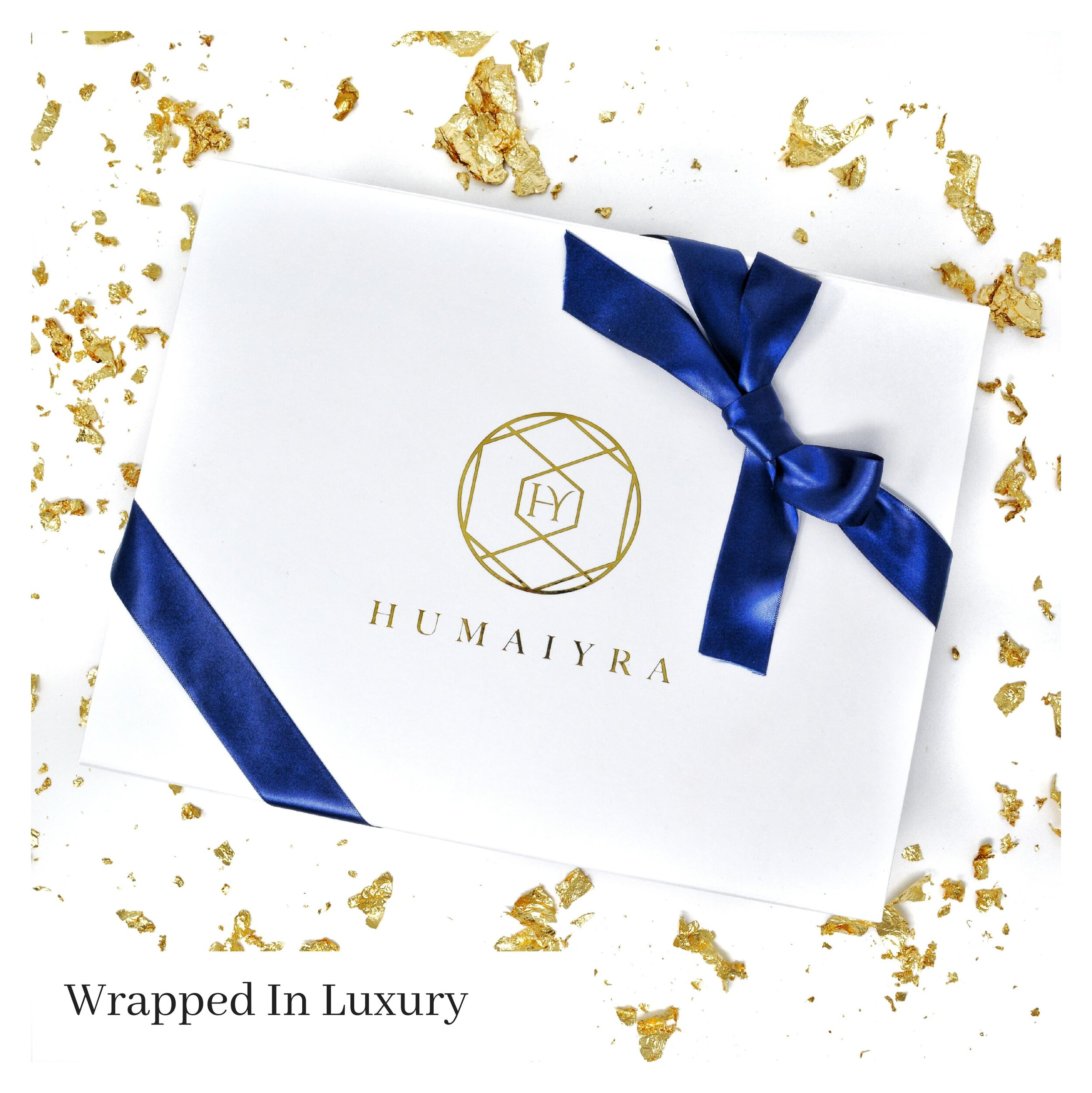 Wrapped in luxury