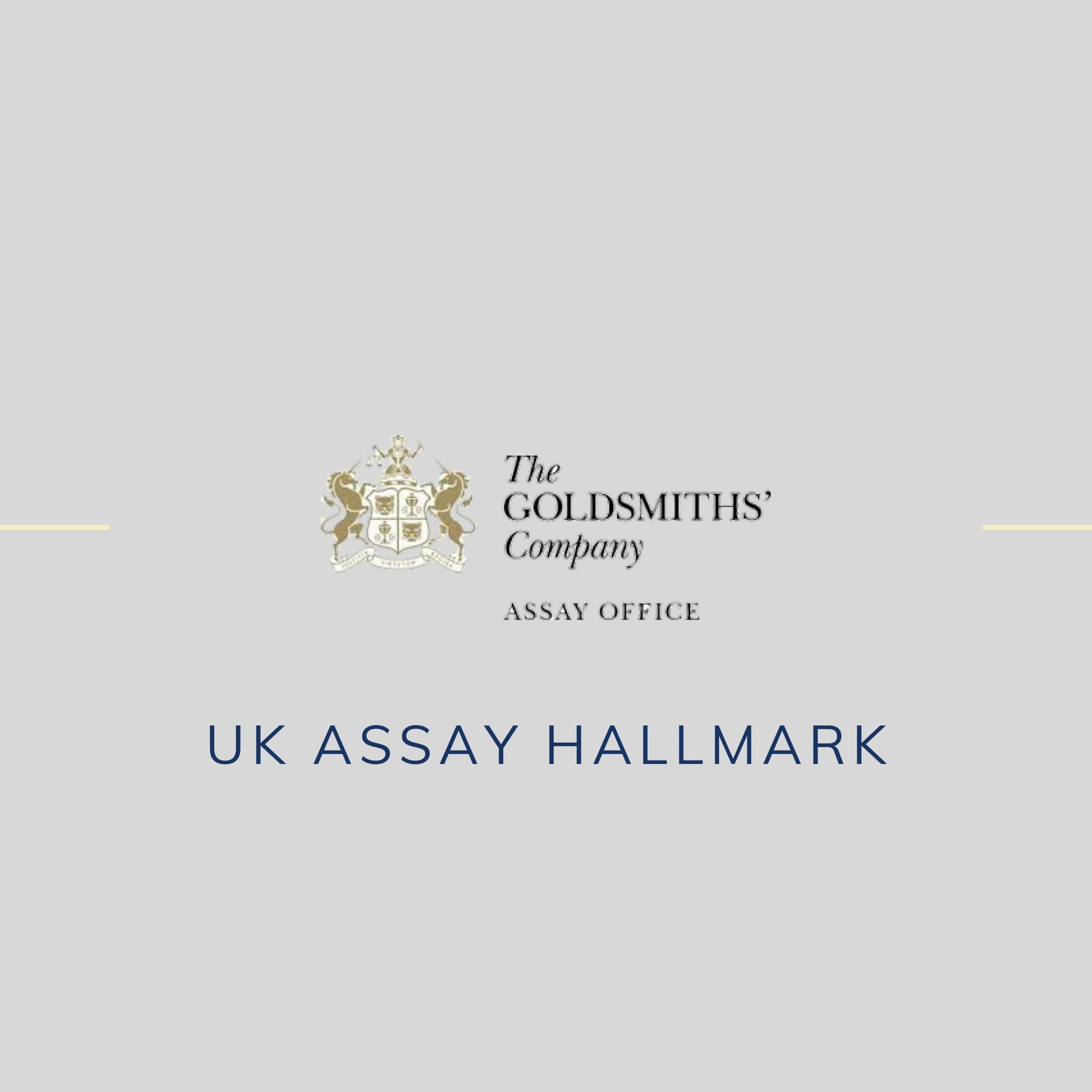UK Assay Hallmark