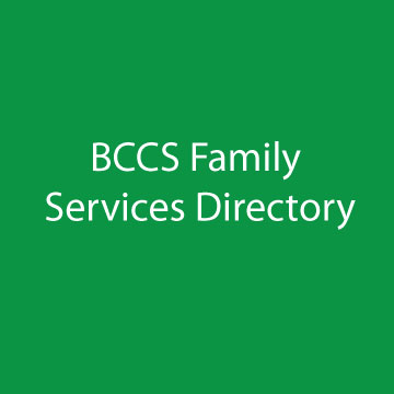 BCCS Family Services Directory -