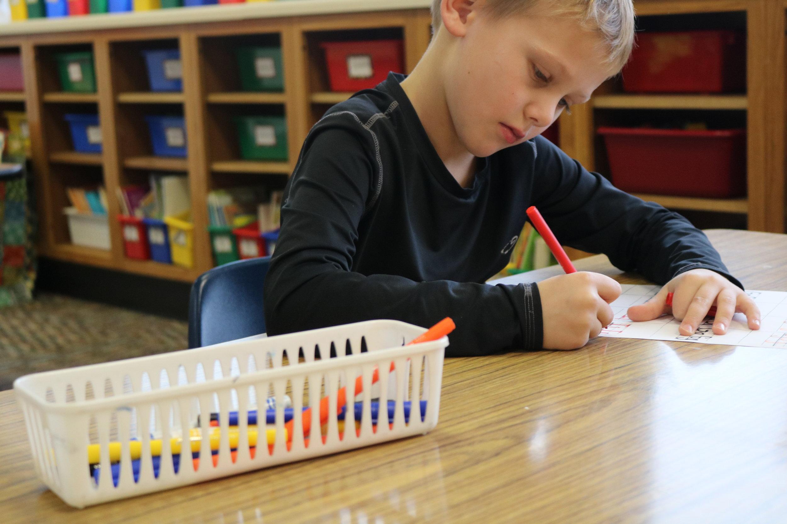 part-time kindergarten