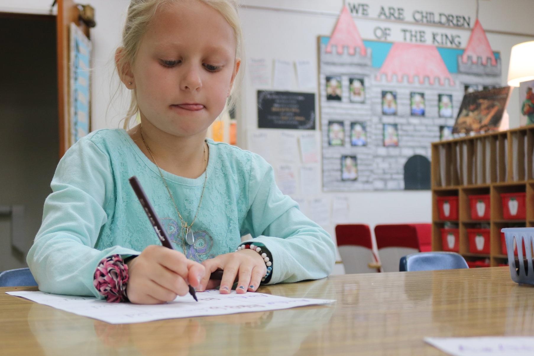 best private school kindergarten
