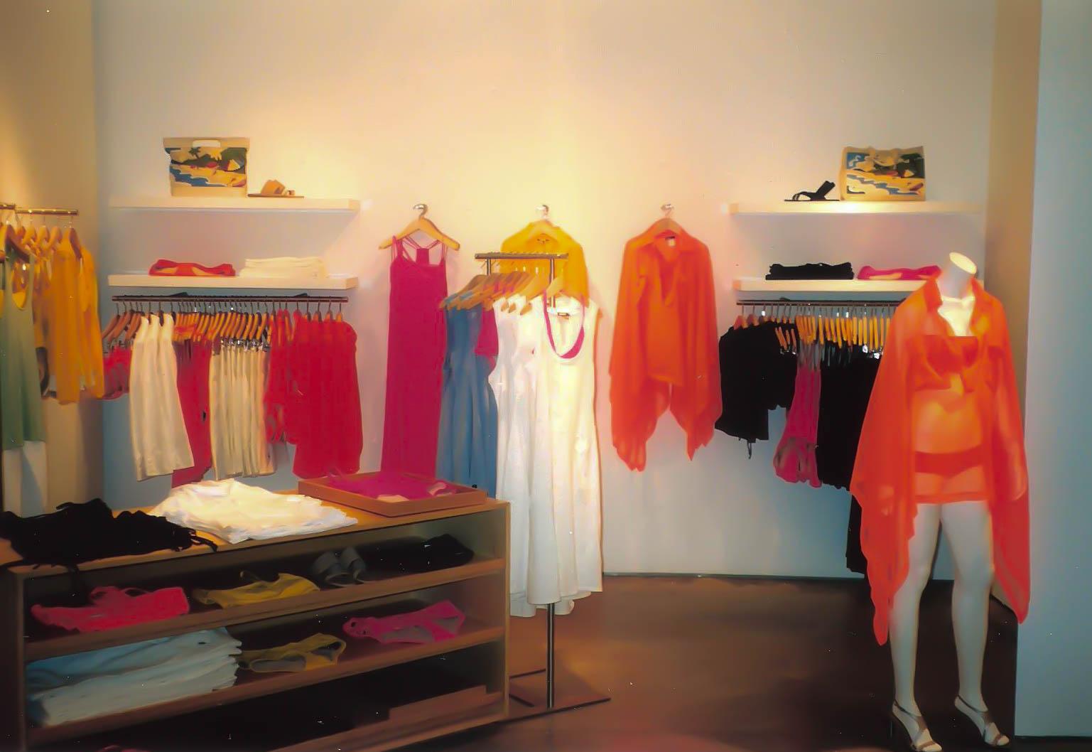 Color Stories - Merchandising & display.