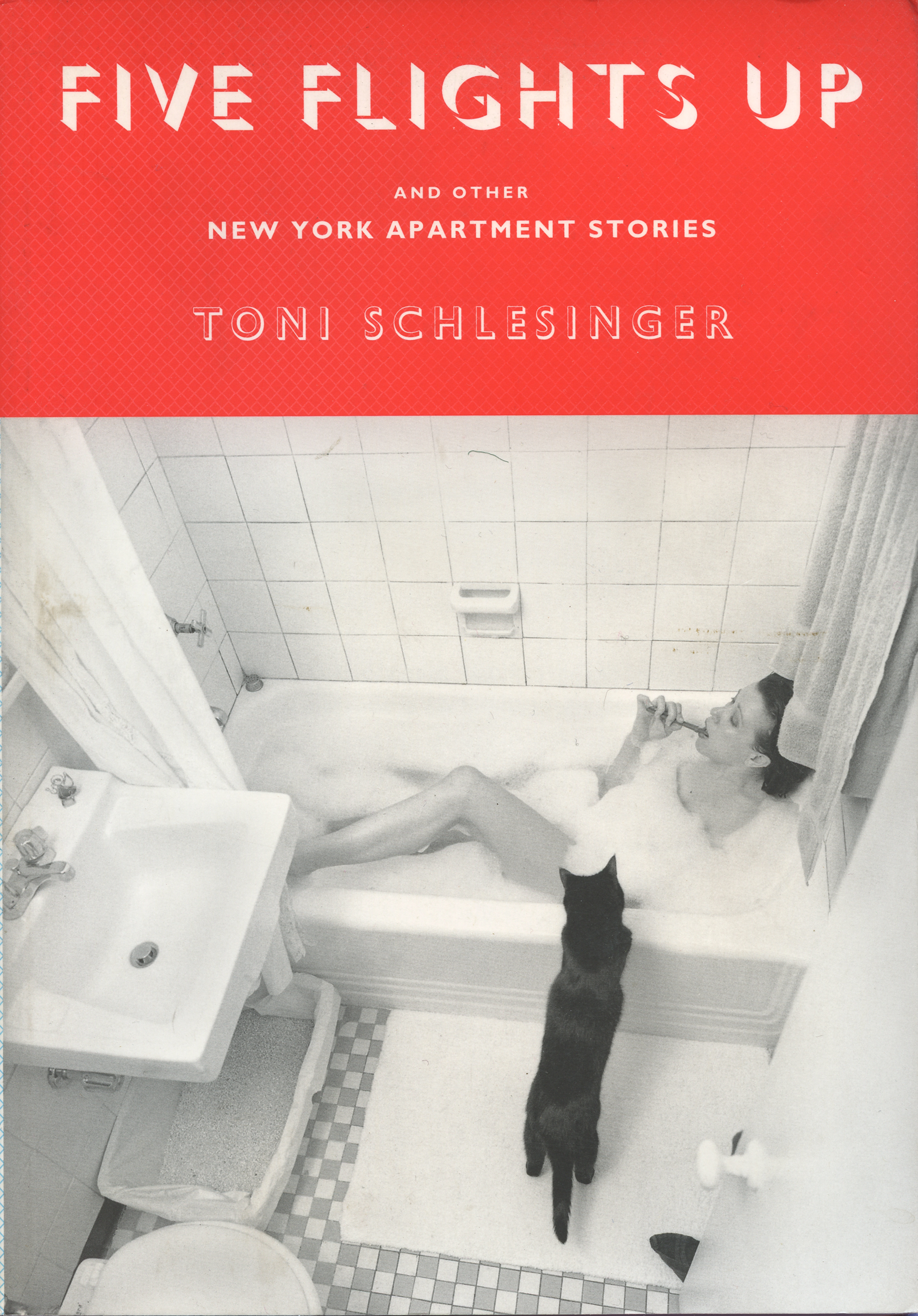 Five Flights Up and Other New York Apartment Stories - by Toni Schlesinger