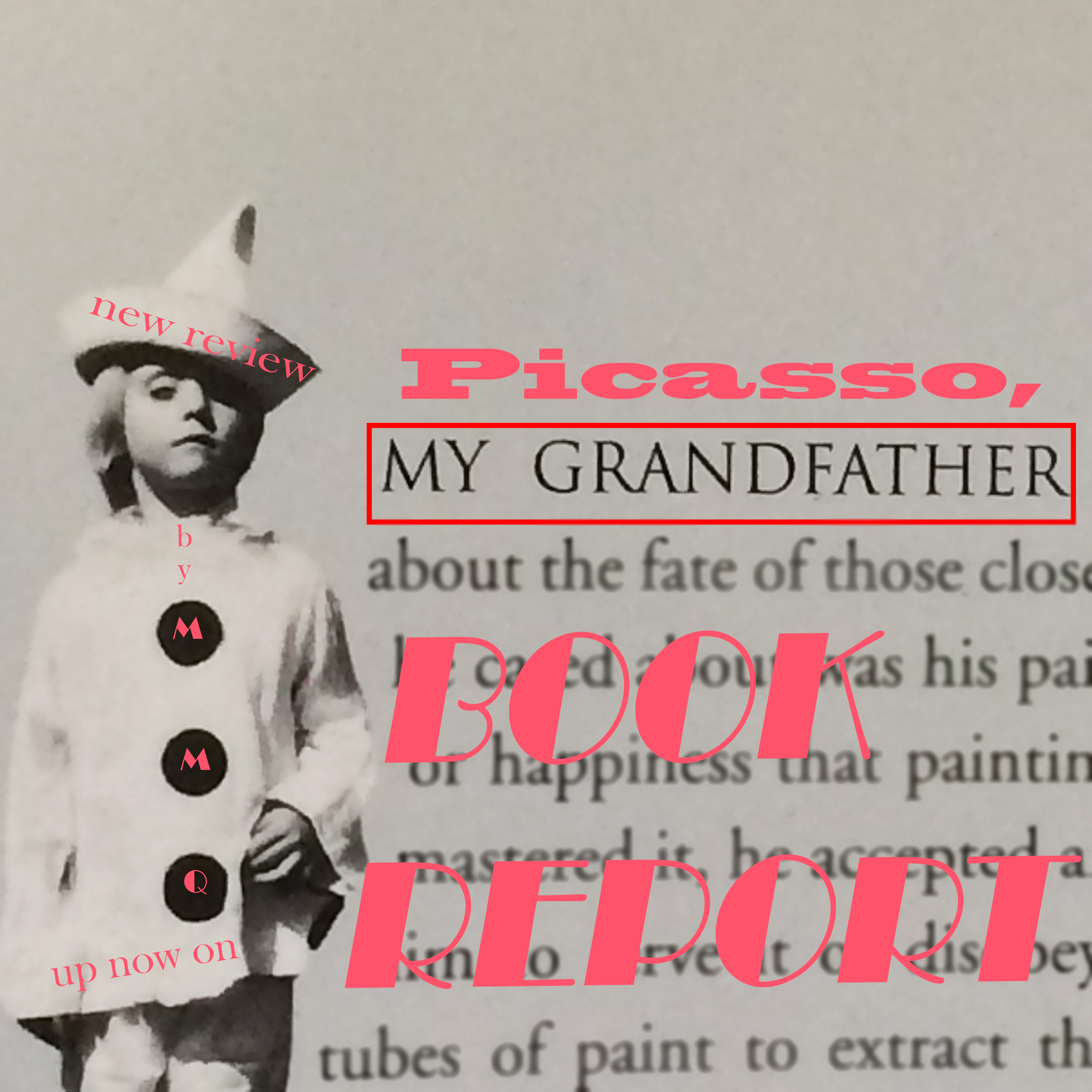 Review of Picasso, My Grandfather by Marina Picasso