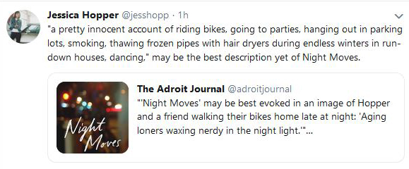 NIGHT MOVES JESSICA HOPPER TWEET.JPG