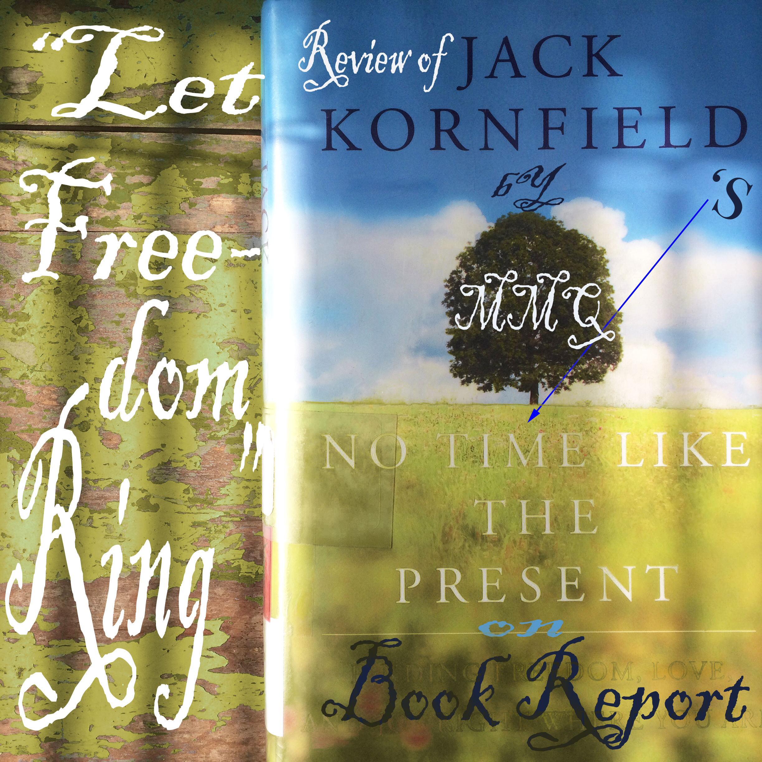Review of No Time Like the Present by Jack Kornfield