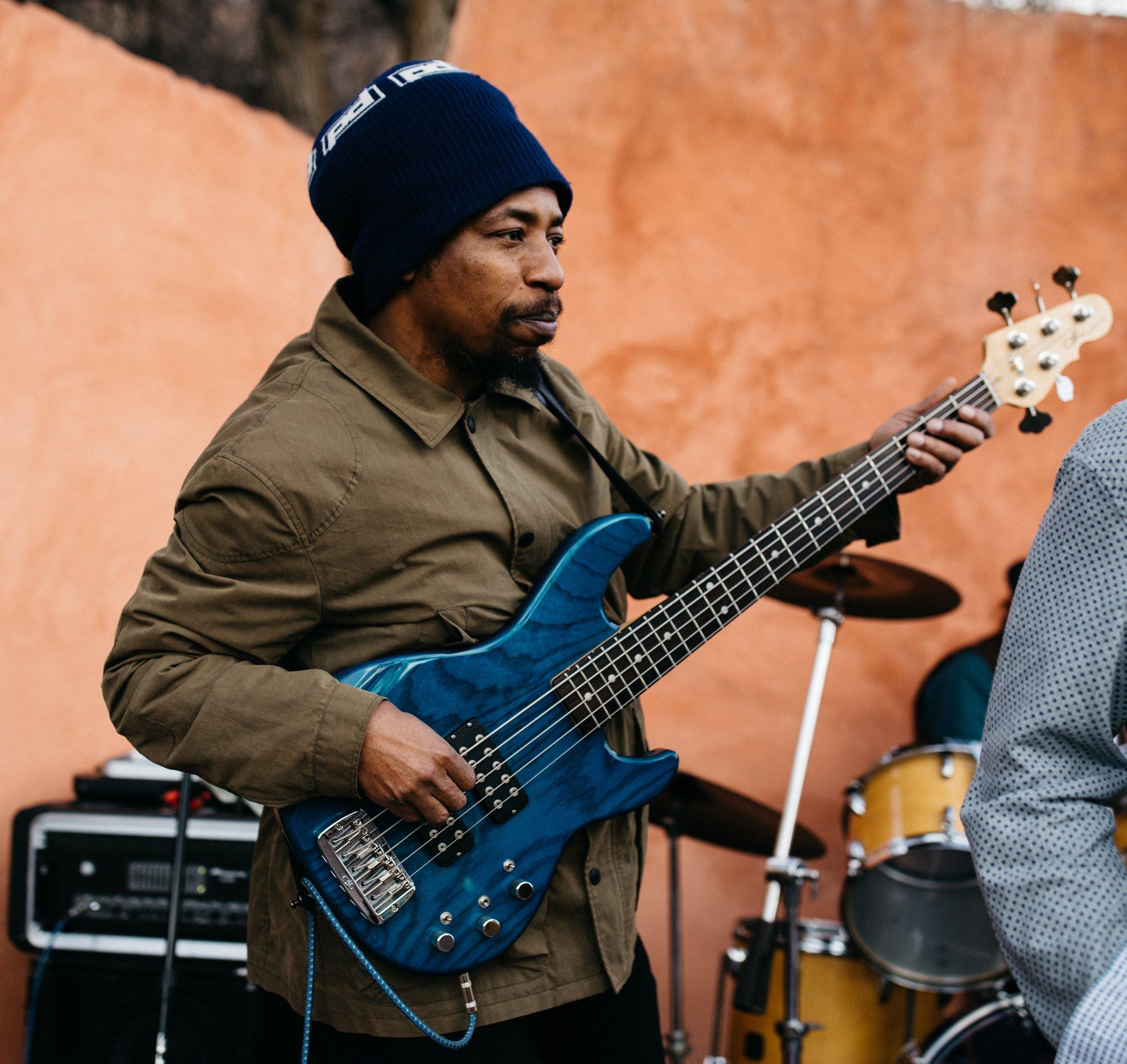 Ian Anderson - Bass / VocalsPhoto by Sharee Davenport