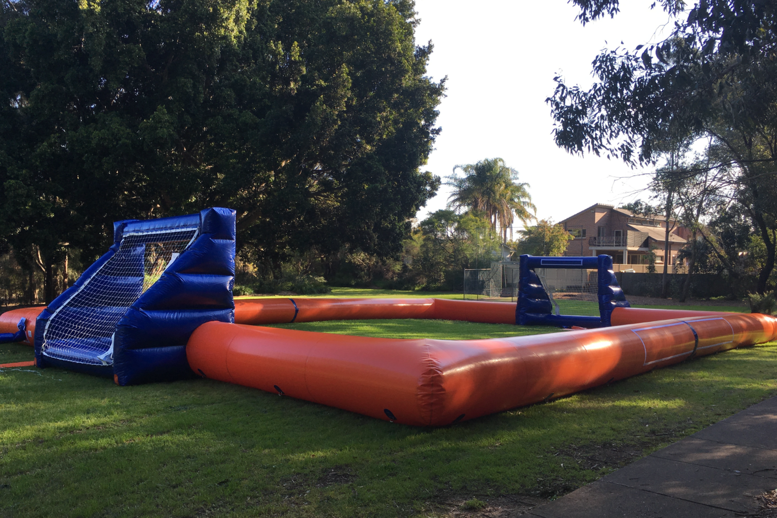 Inflatable Sport Pitches -