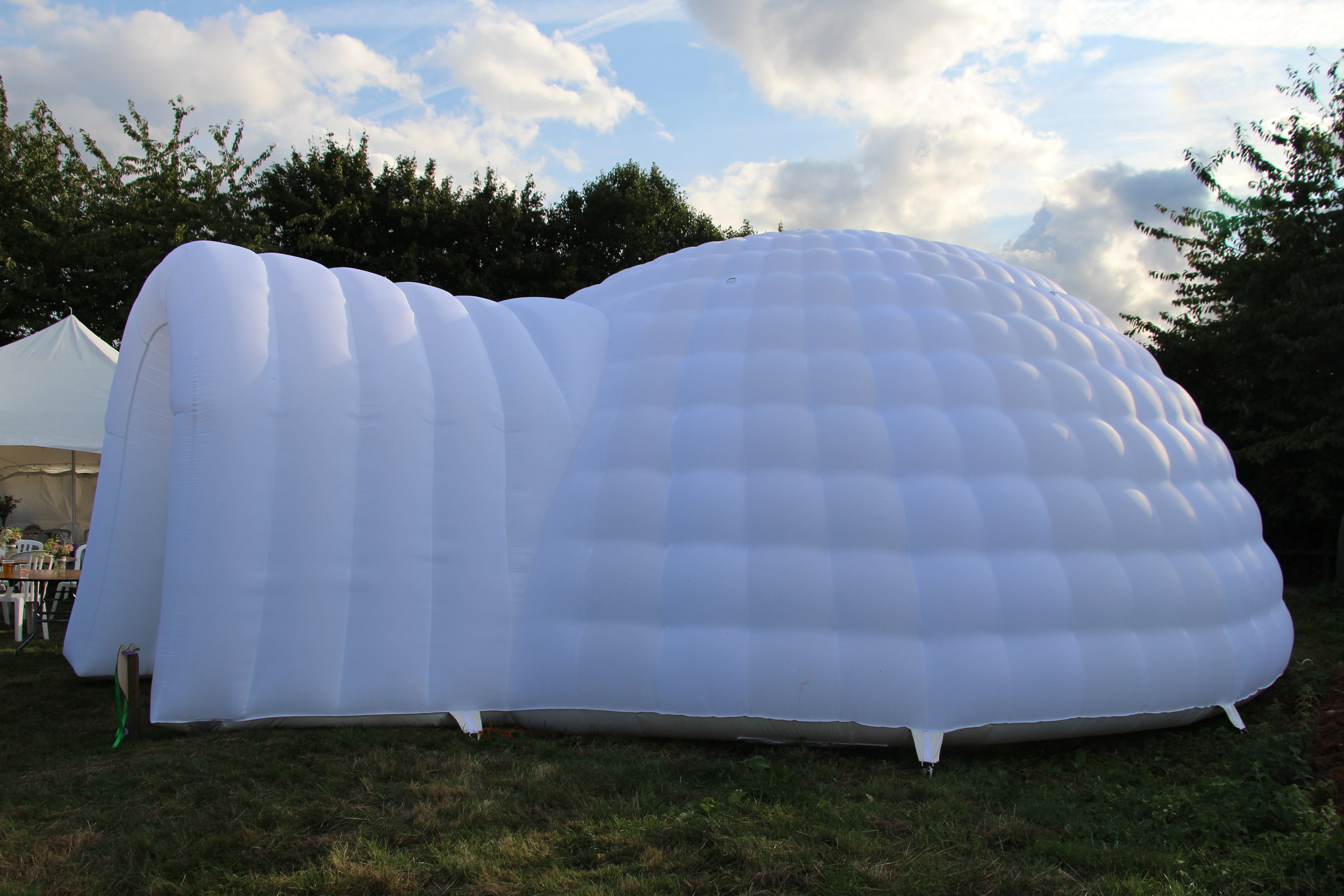 Inflatable Domes -