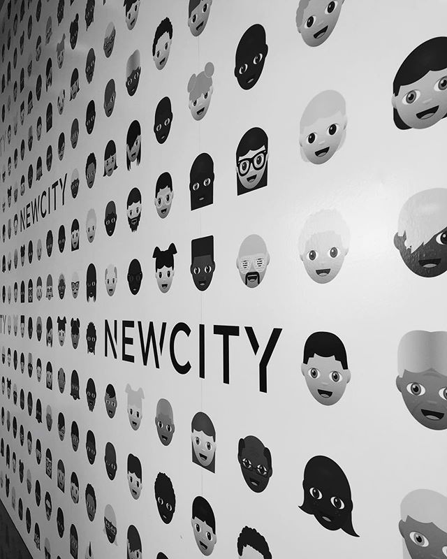 •if you see these NewCity emojis, you're in the right place. see you at our pre-construction open house today!•
