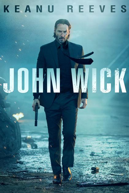   Film Title   John Wick     Directors  Chad Stahelski, David Leitch (uncredited).    Writer  Derek Kolstad.    Starring  Keanu Reeves, Michael Nyqvist, Alfie Allen.    Release Date  October 24, 2014 (US).    Runtime  101 min.