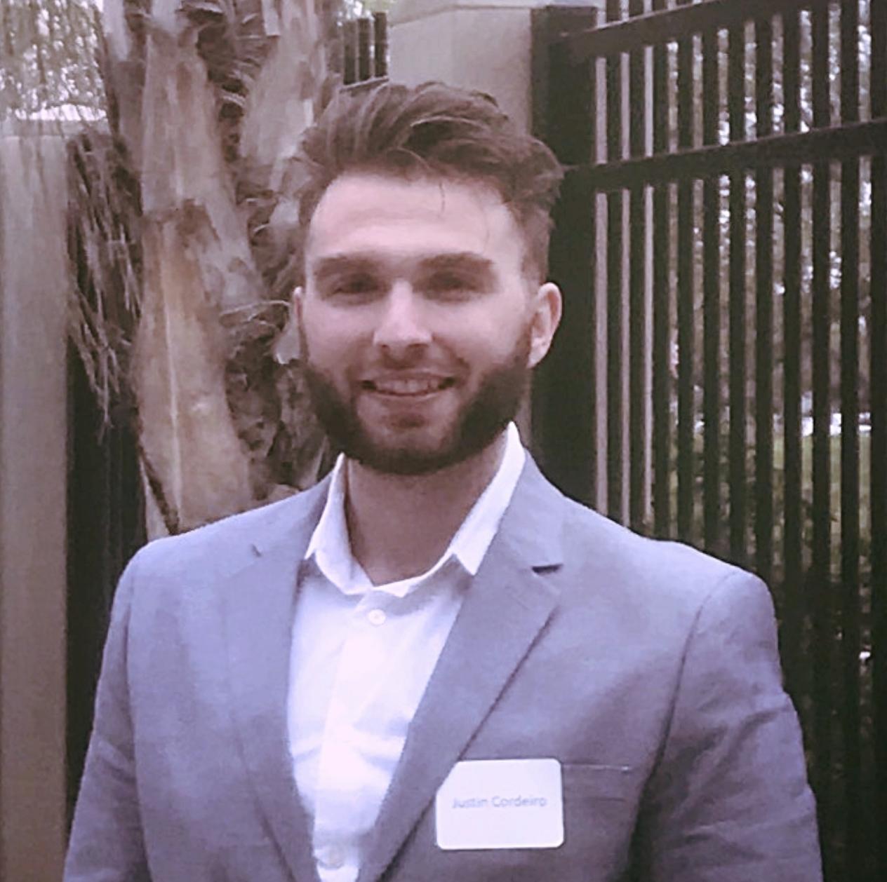 Justin Cordeiro, Summer UndergraduateStudent (CSU Bakersfield)