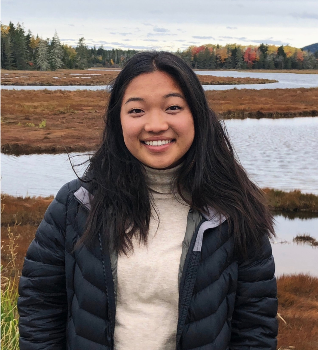 Caitlin Kwok, Summer Research Intern, Gordon College, Undergraduate Student