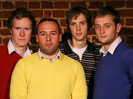 TBT to the 7 years of LOLS with @hartleywjl Dom Stone & Rich Bond. #cleverpeter #live #sketchcomedy #BBCRadio4 #youngmansgame