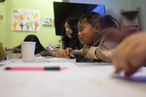 Children Craft Self Portraits-2.jpg