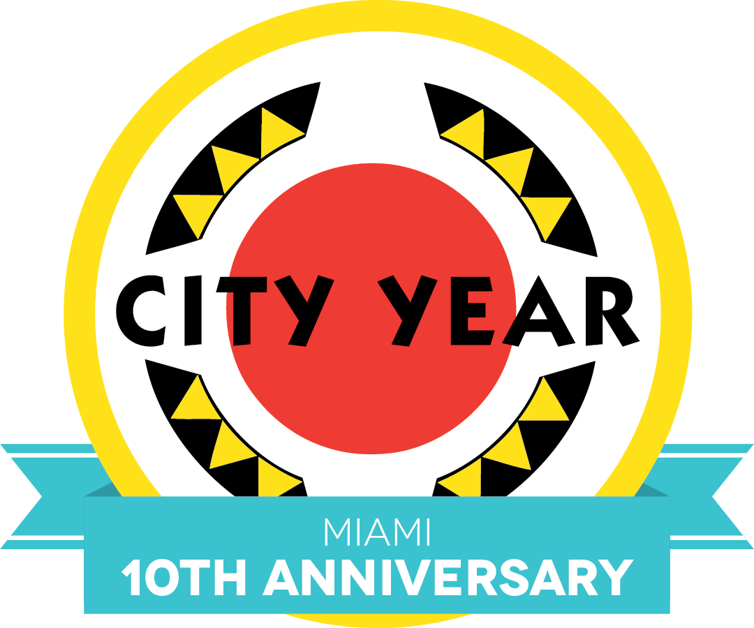 City Year 10th Anniversary Logo.png