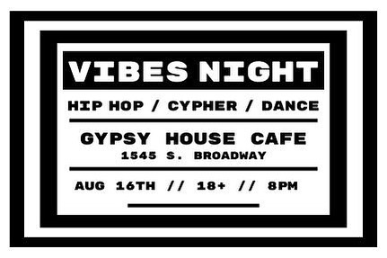 Soo besides recording this new album ... I've been working hella hard at revitalizing @freemusicforfreepeople 😛 ... Our next event is in a week at the NEW GYPSY HOUSE!! Yes they are opening up a new location 😆 ... So come thru and celebrate with us and the community!   ... performances by @babahfly @illse7en @djpolyphoni ✨#GypsyHouseCafe #Community #HipHop #VibesNight #FM4FP