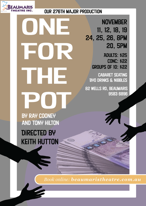 One For The Pot 2016