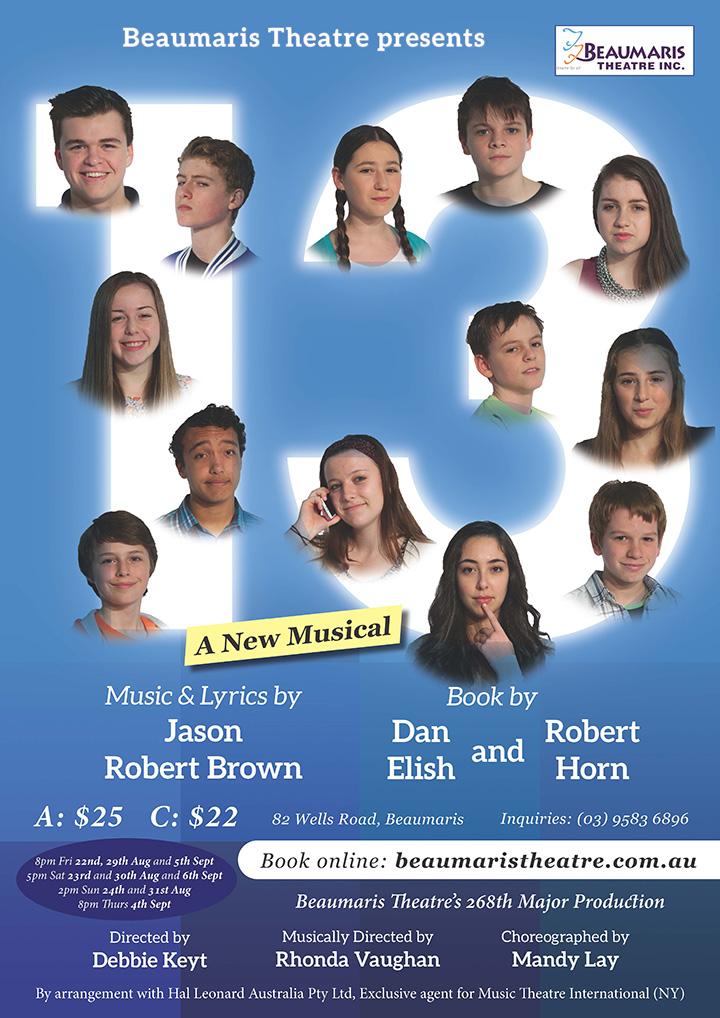 13 - A New Musical 2014