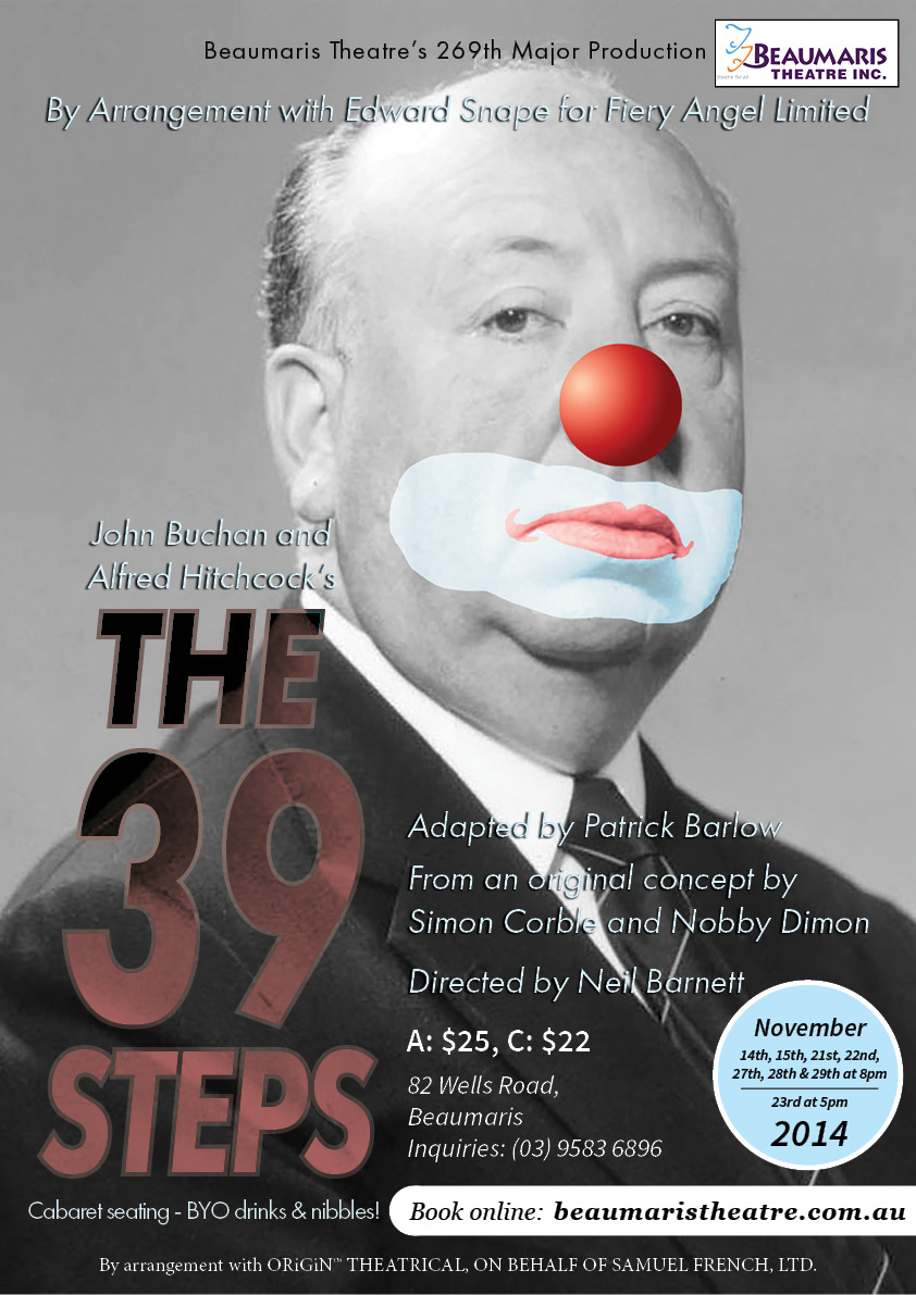 The 39 Steps 2014