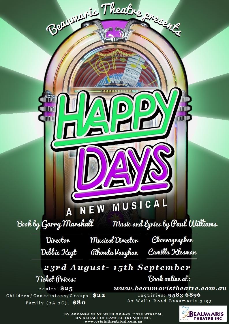 Happy Days 2013