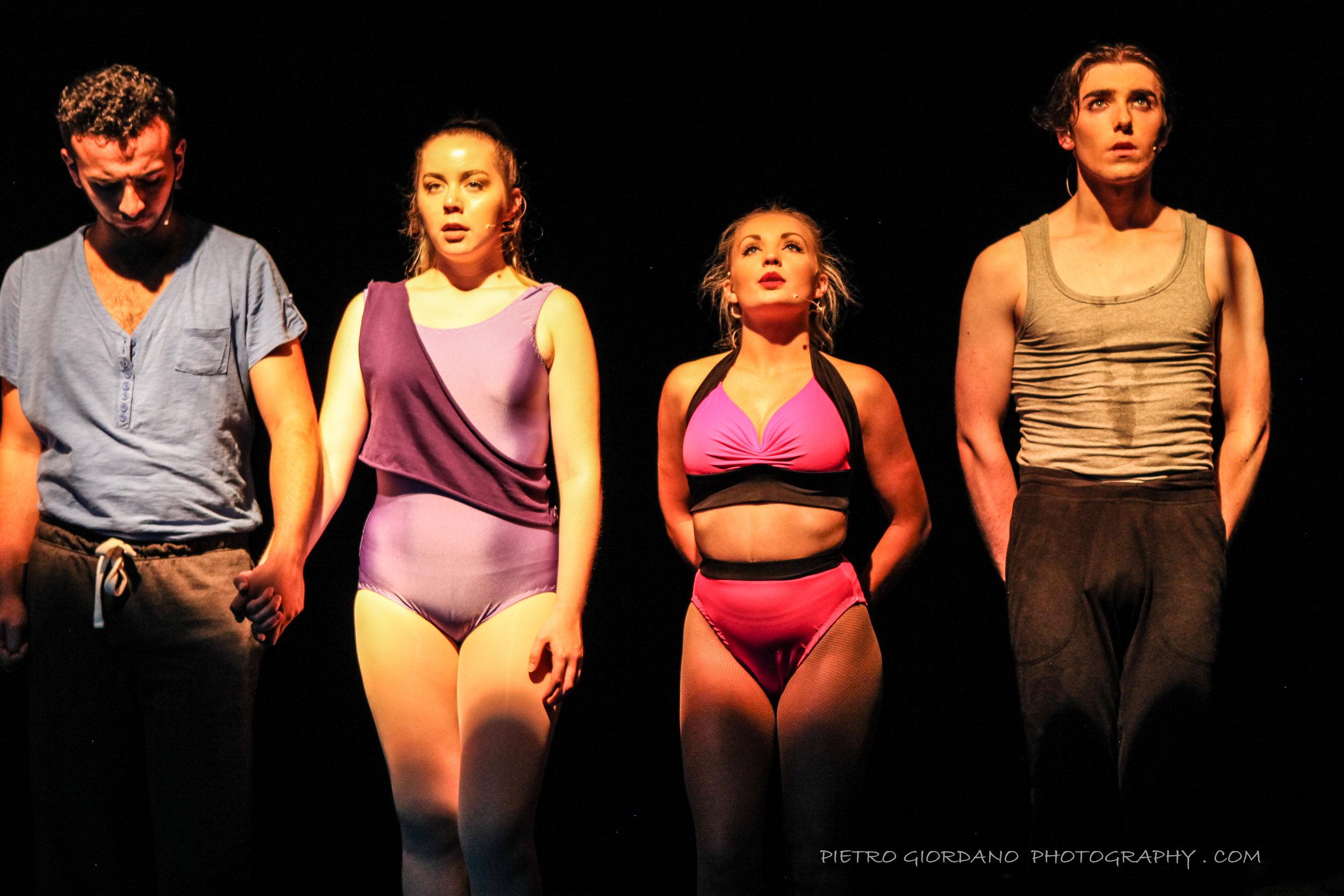 59. Joe Melhem- Al, Aynsley Mitchell- Kristine, Nicola Morrison- Val and Paddy Robinson- Mark.jpg