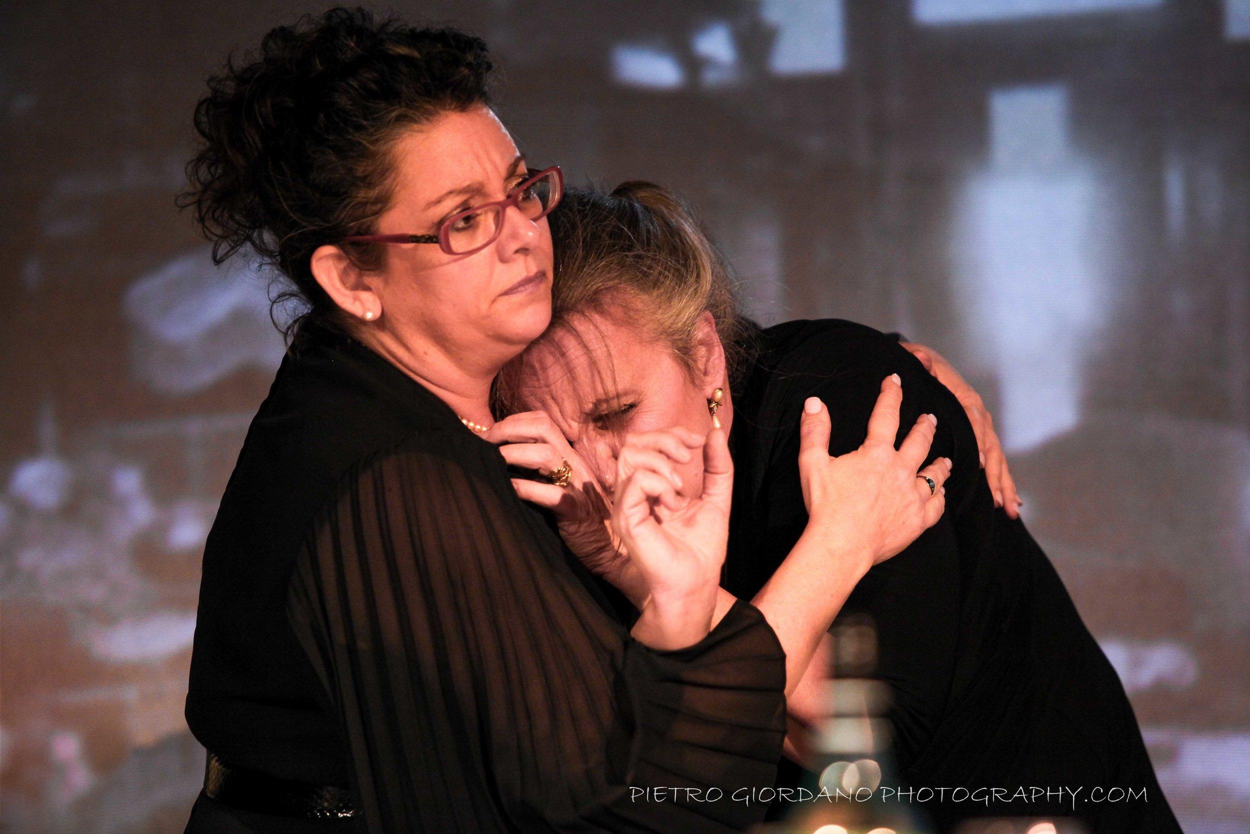 21. Janet Reid- Mattie Fae Aiken and Kim Anderson- Violet Weston.jpg