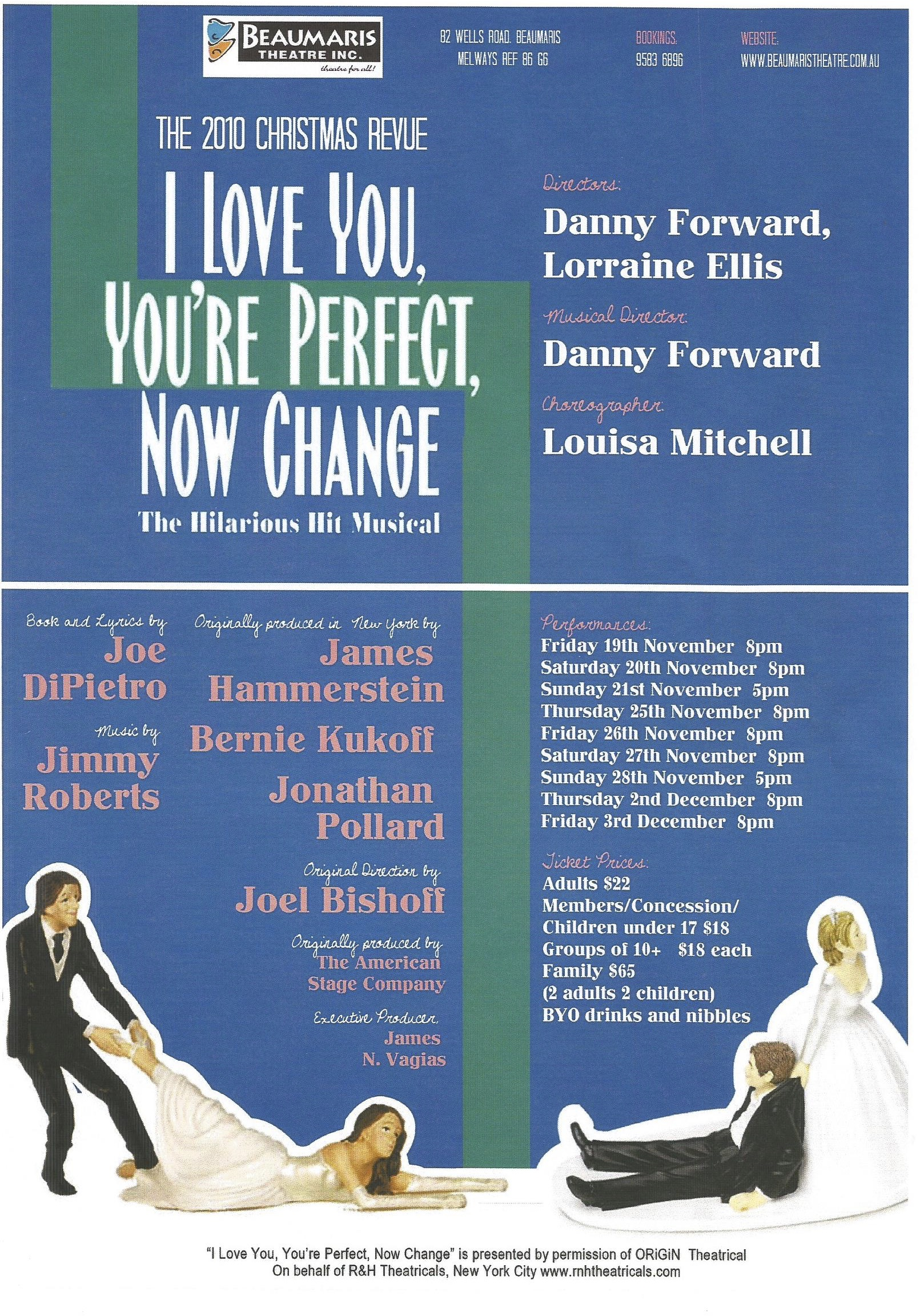 I Love You, You're Perfect, Now Change 2010 Flier Nov.jpg