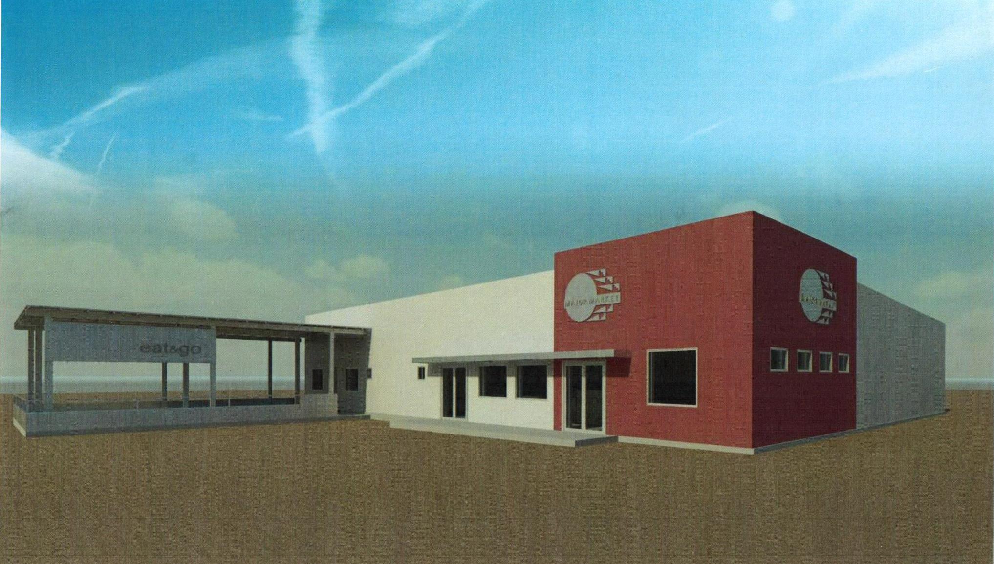 Proposed design for Major Market