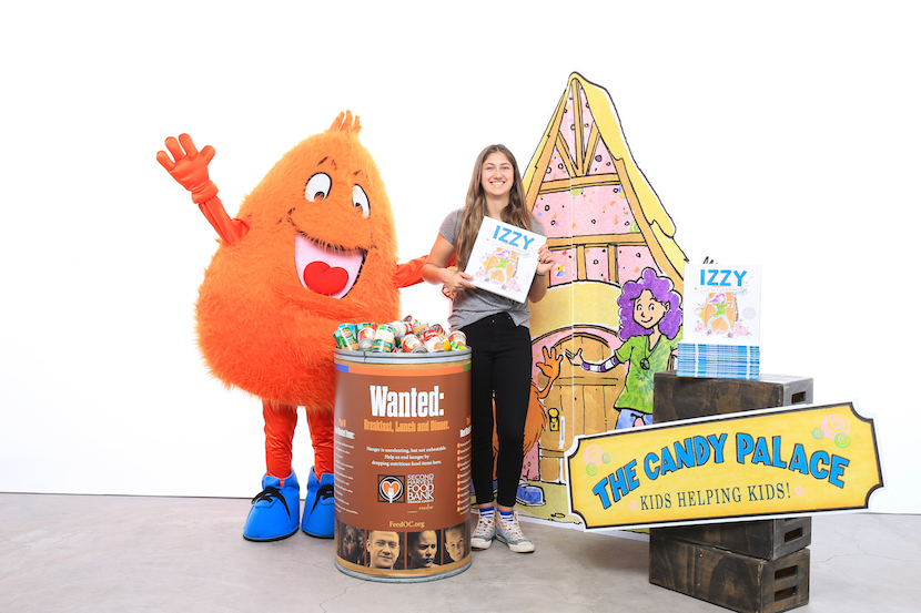 How izzy's imagination fed a crowd of 771,000 - When Isabel wrote a children's book about a monster and a candy palace when she was nine years old, she never expected it would raise $274,000 and provide 771,000 meals to hungry kids in her county. Isabel recently won $10,000 and a two night stay at any Montage Hotel in the world for her humanitarian work. Read about how you can help here.