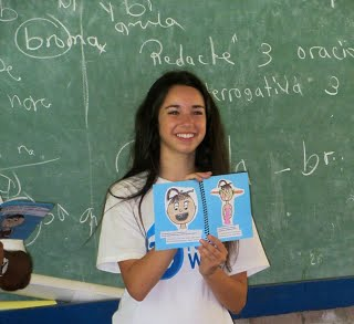 imaginate ink kid gets international distribution - Congratulations to 15-year-old Lexi, whose witty Shel Silverstein-esque book about the importance of hand-washing will be published and distributed throughout Nicaragua by a NGO.