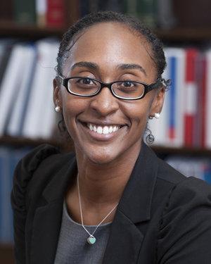 Ebonii Nelson, MS, LPC