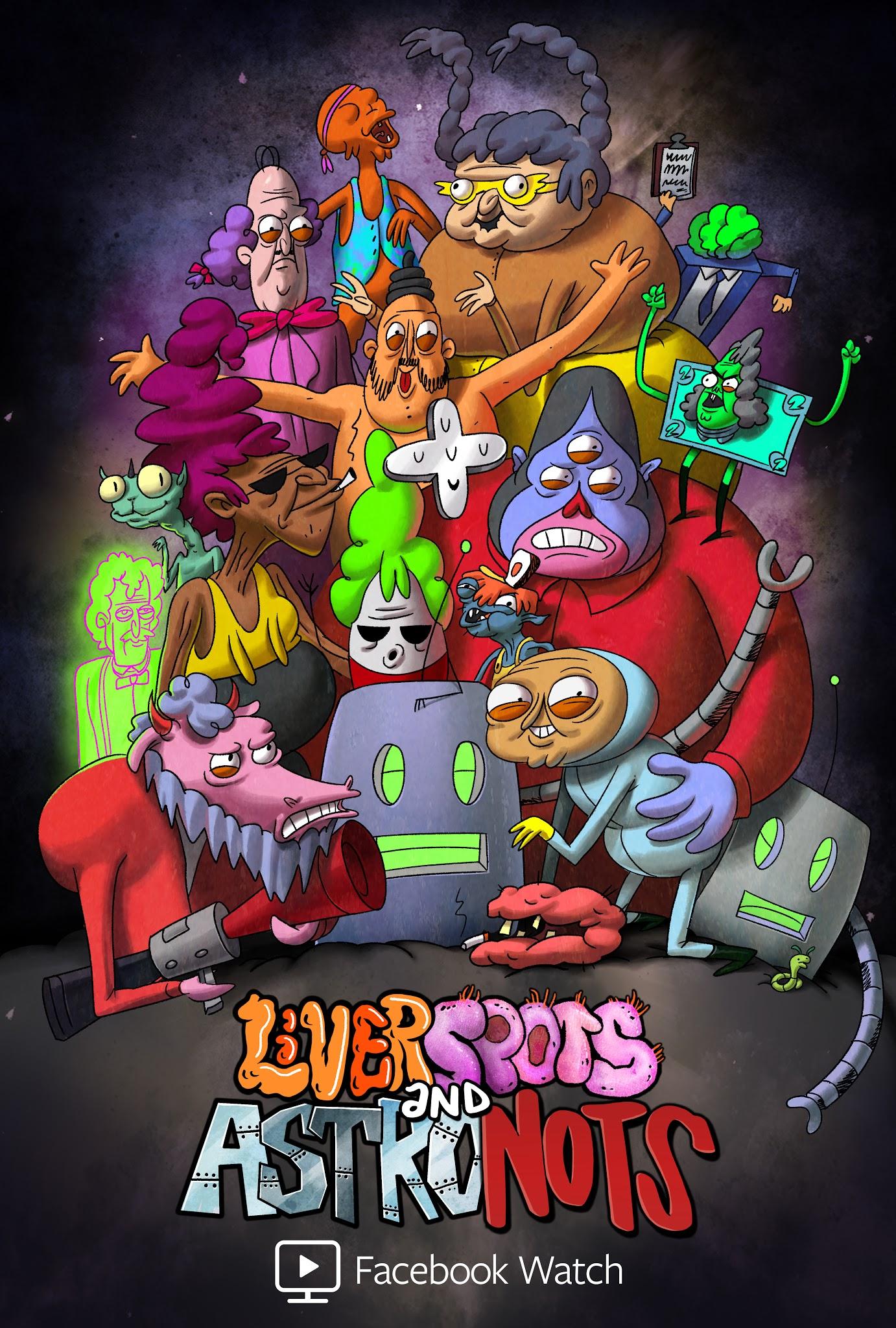 Liverspots Poster