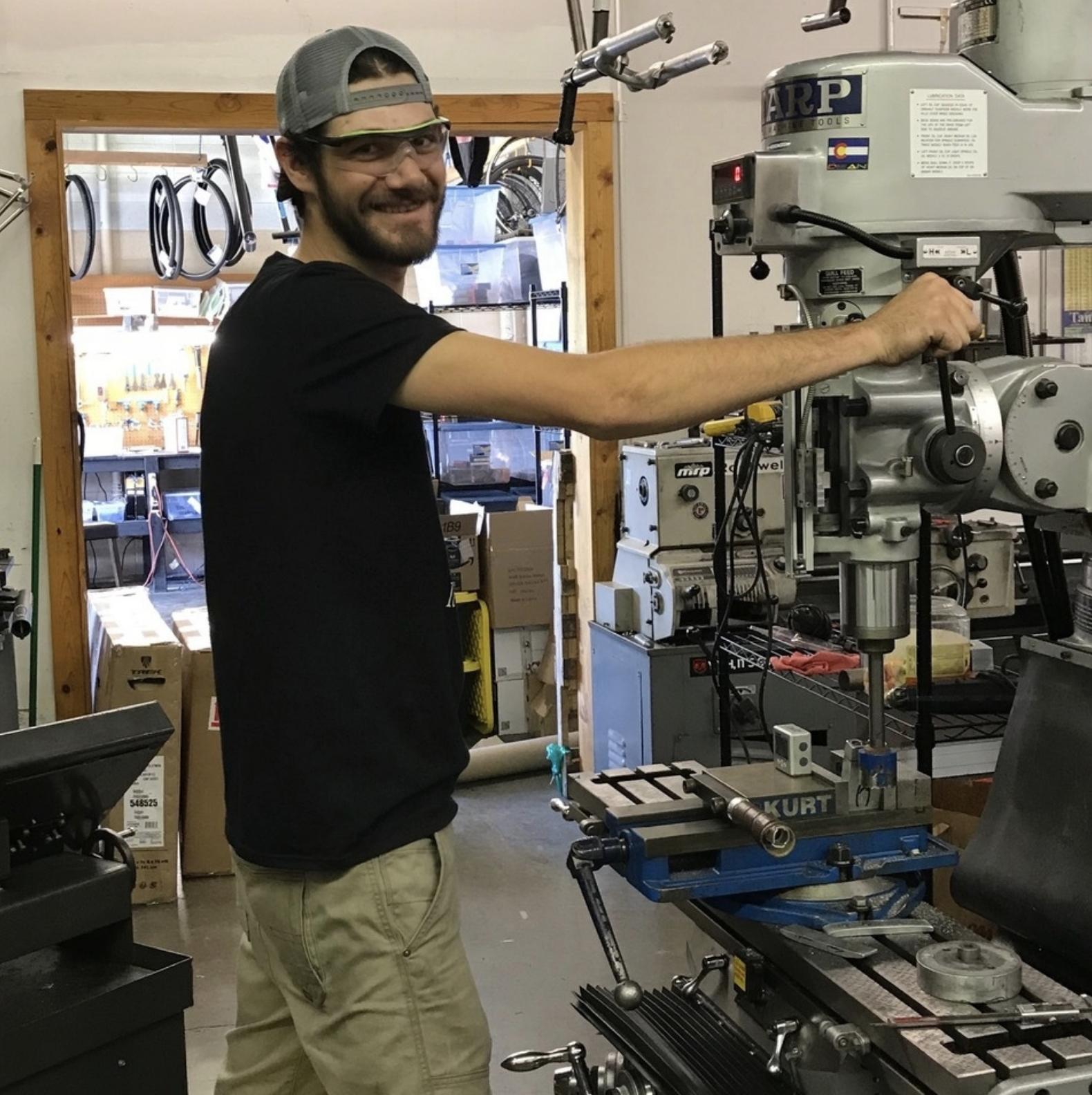 Will, Frame Fabricator