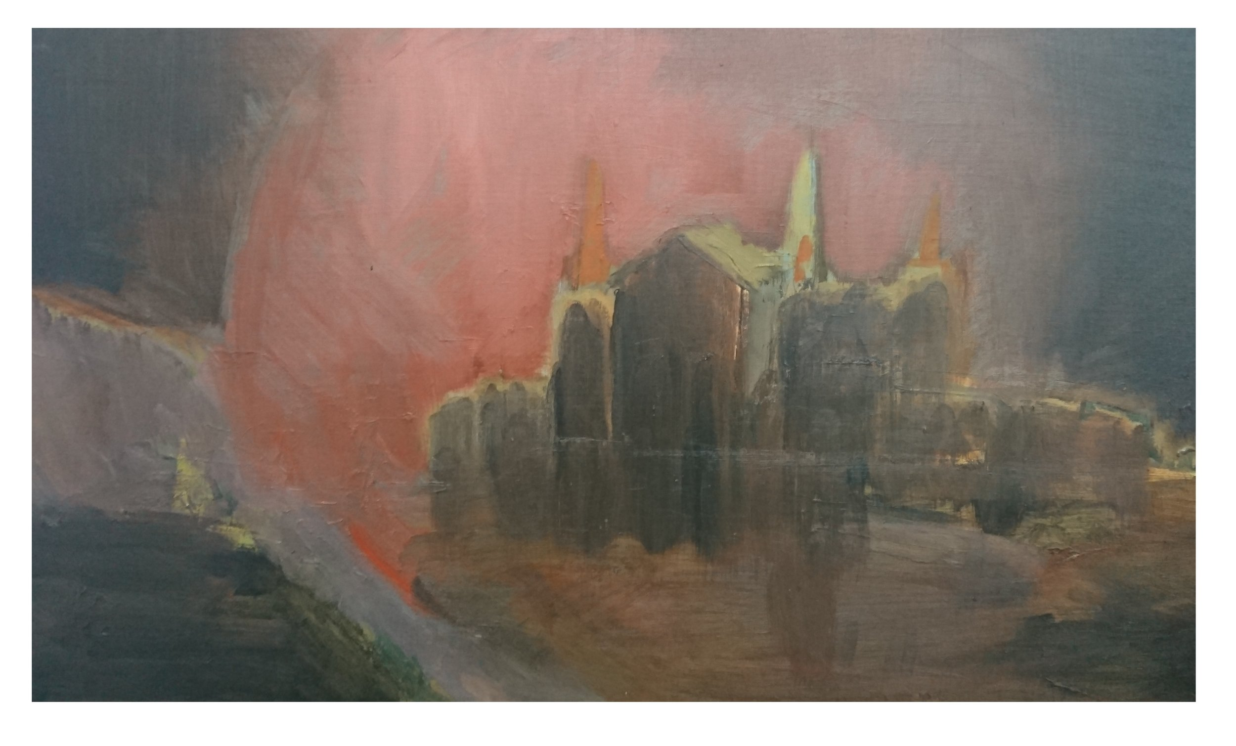 Study of Battersea Power Station